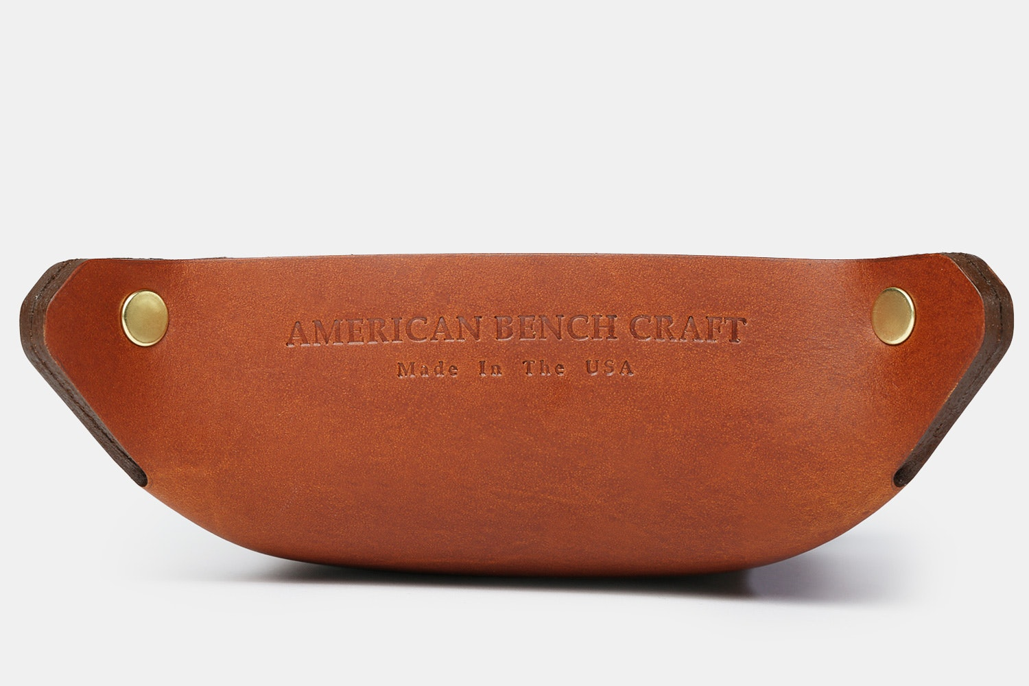 American Bench Craft Catchall Valet Tray