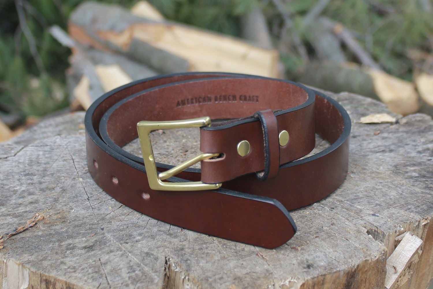 American Bench Craft Everyday Belt