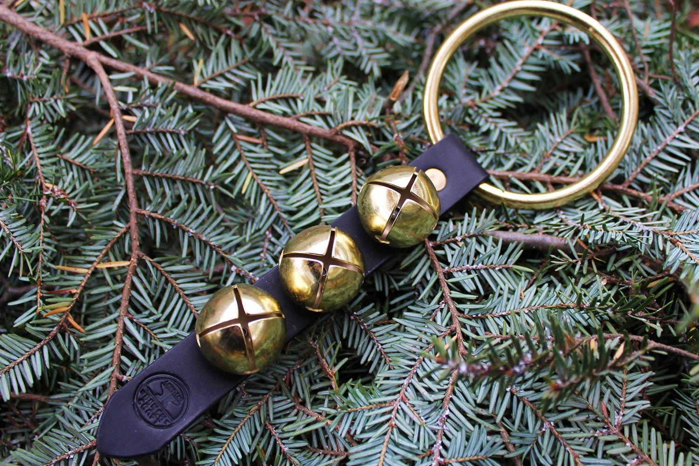American Bench Craft Sleigh Bell Door Hang