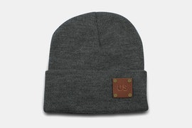 Riveted Watch Cap-Standard Issue Edition - Charcoal