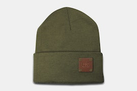 Riveted Watch Cap-Standard Issue Edition - Olive Drab