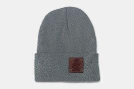 Riveted Watch Cap - Shackleton Edition - Acrylic - Light Grey