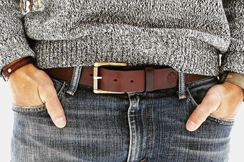 American Bench Craft Working Man's Belt