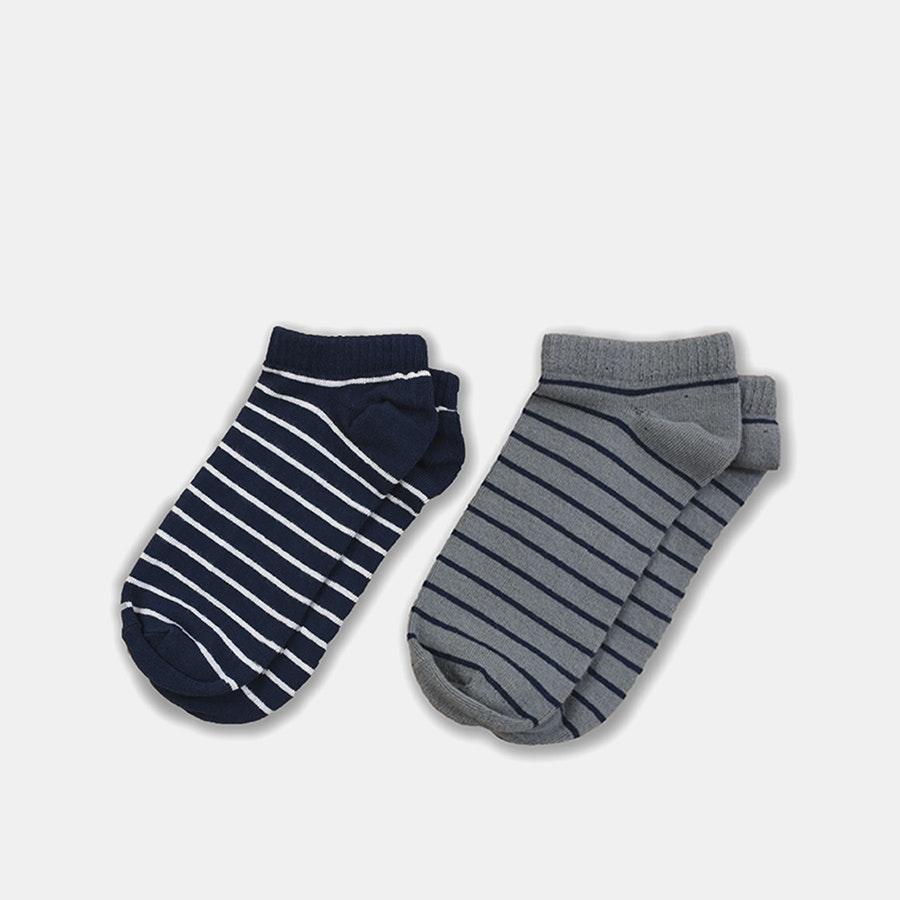 American Trench Footie Socks (2-Pack)