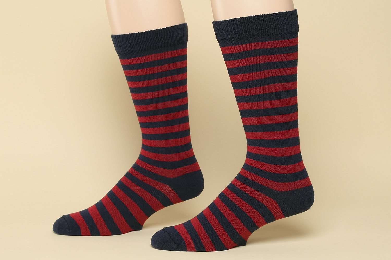 American Trench Rugby Stripe Socks (2-Pack)