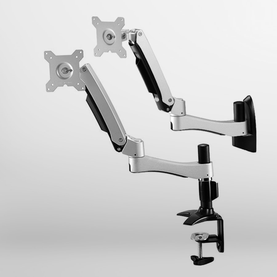 AmerMounts Articulating Desk/Wall LCD Arm Mount