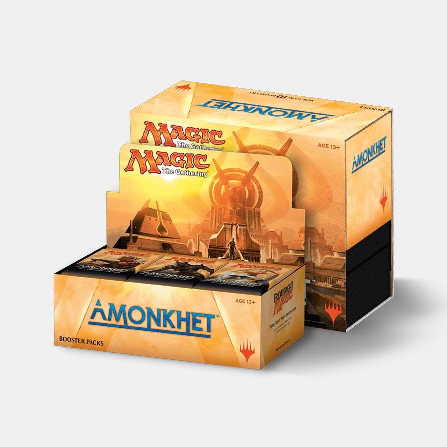 Amonkhet Booster Box + Fat Pack
