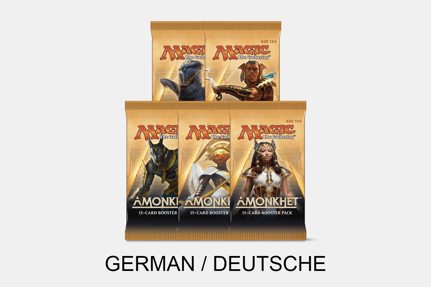 Amonkhet Foreign Booster (9-Pack)