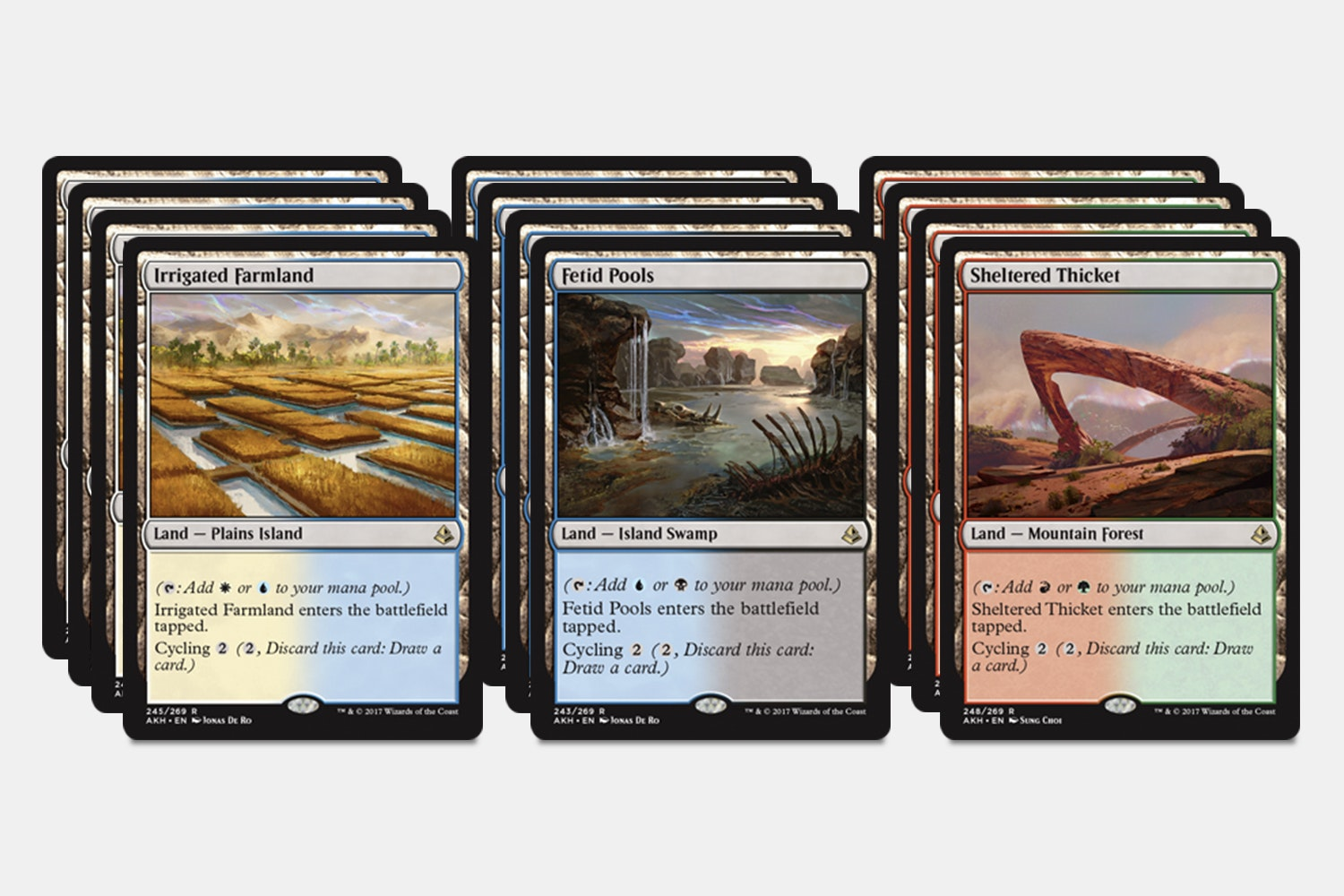 Amonkhet Playset Pack (Preorder)