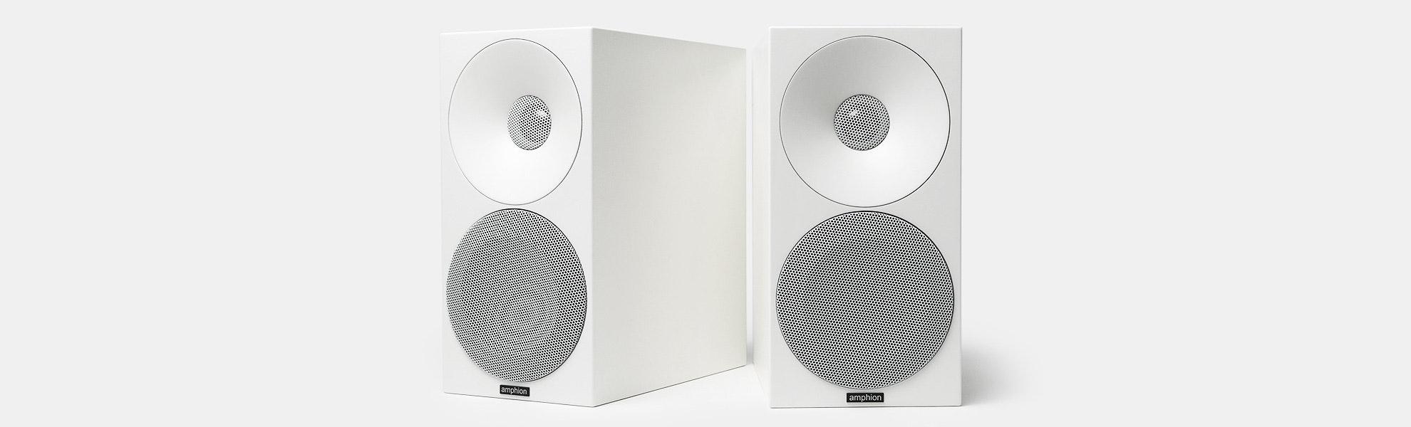 Amphion Helium410 Speakers