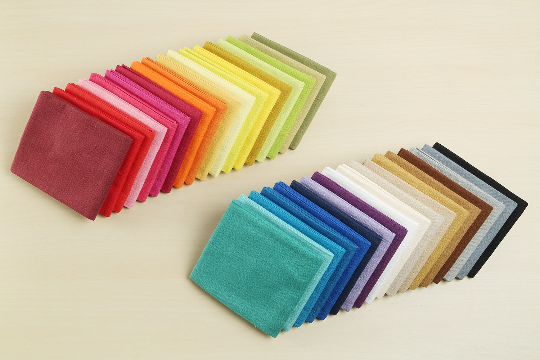 Andover Textured Solids Fat Quarter Bundle