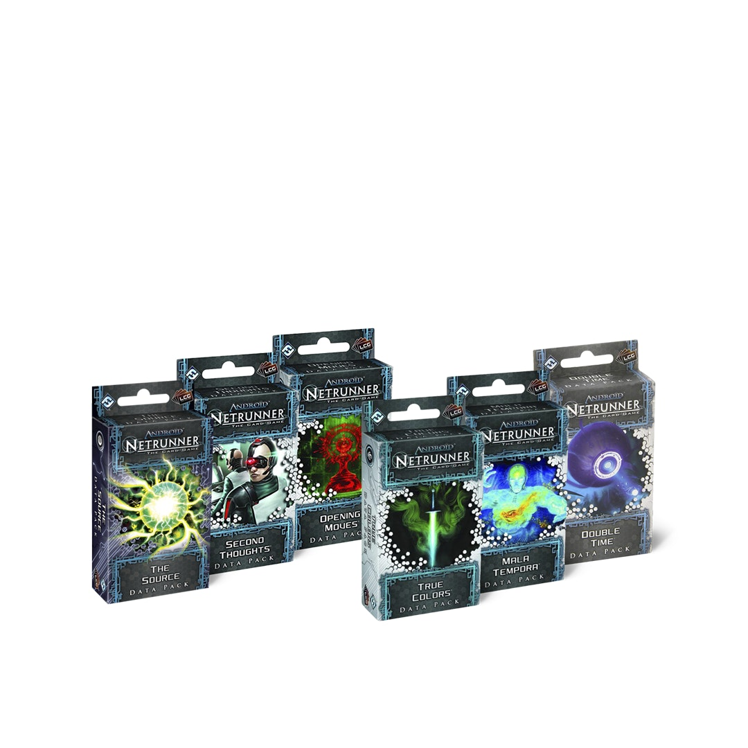 Android: Netrunner Data Pack Bundle