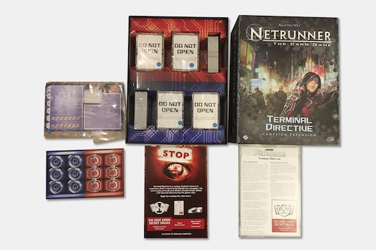 Android: Netrunner – Terminal Directive Expansion