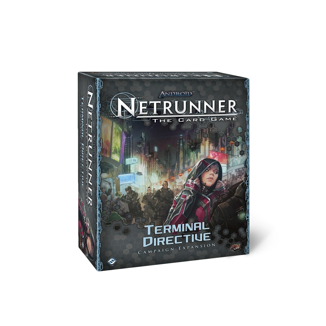 Android: Netrunner–Terminal Directive Expansion