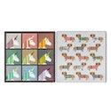 Animal Patterns by Elizabeth Hartman (2-Pack)