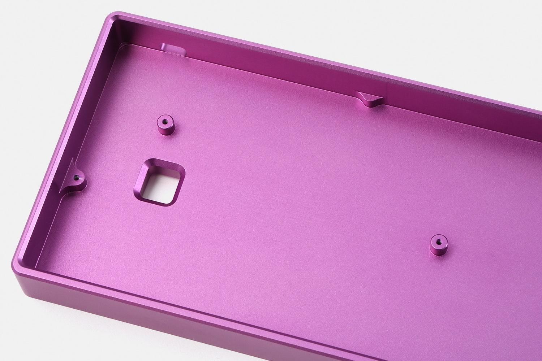 Anodized Aluminum 60% Keyboard Case –Flash Sale