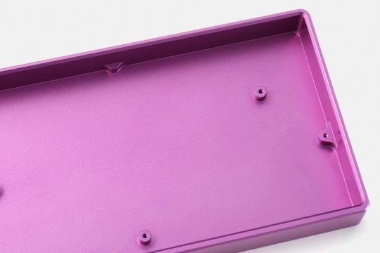 Anodized Aluminum 60% Keyboard Case