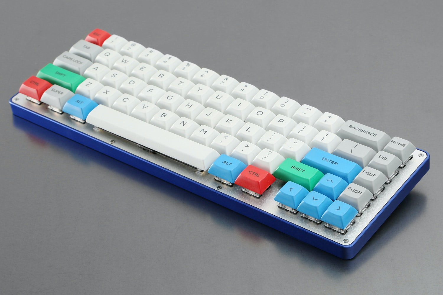 Anodized CNC Aluminum Case for WhiteFox