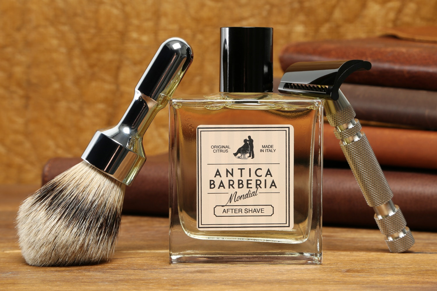 Antica Barberia by Mondial Aftershave