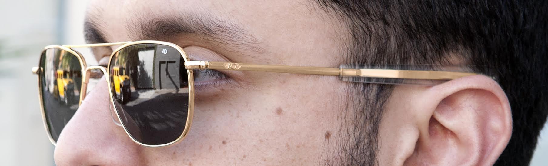 American Optics Pilot Sunglasses