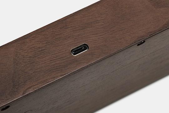 AoPo AP108 Wooden Mechanical Keyboard Kit
