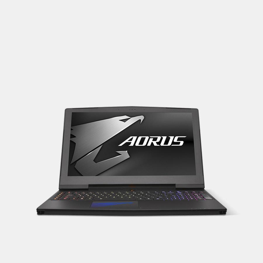 Aorus 15-Inch 3K WQHD+G-SYNC GTX 1070 Gaming Laptop