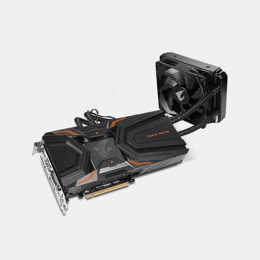 AORUS GeForce GTX 1080 Ti Waterforce Xtreme 11G