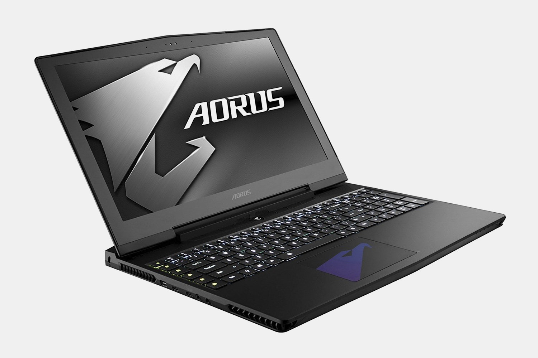 "AORUS X5 15.6"" G-Sync i7-7820K GTX 1070 Notebook"