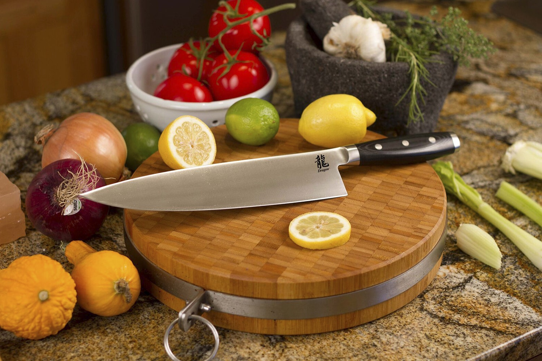 Apogee Dragon 10-Inch Chef Knife w/ Magnetic Sheath