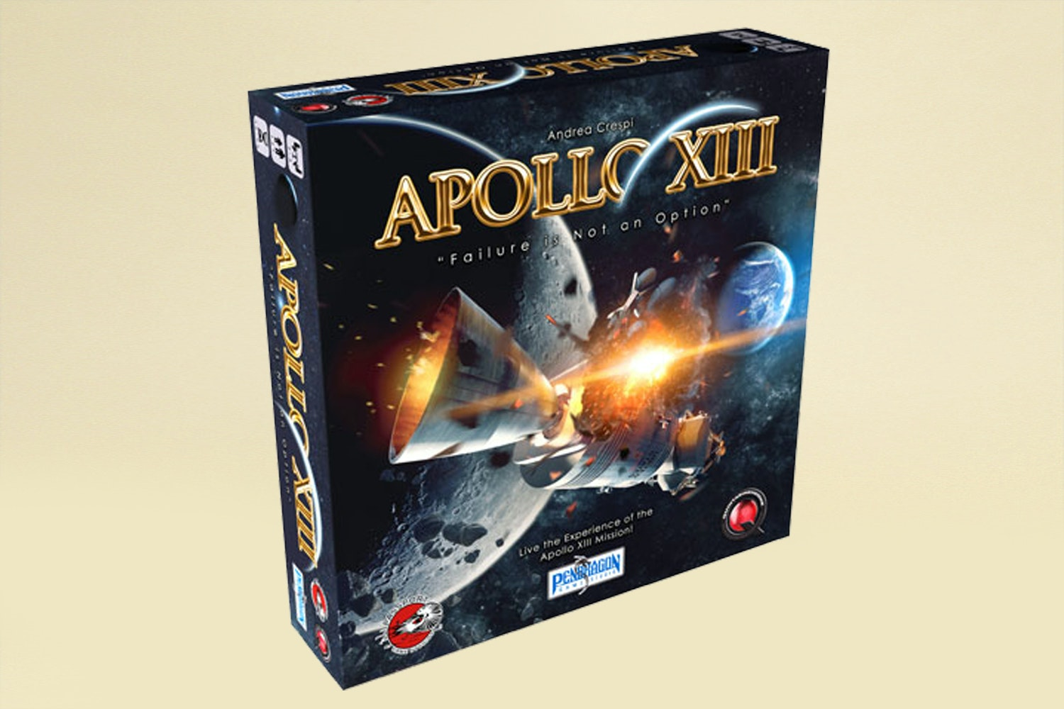 Apollo XIII Board Game