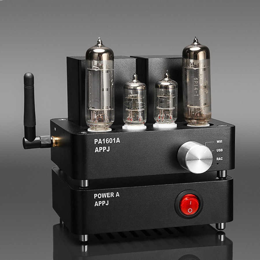 APPJ 1601A Wi-Fi Tube Amplifier