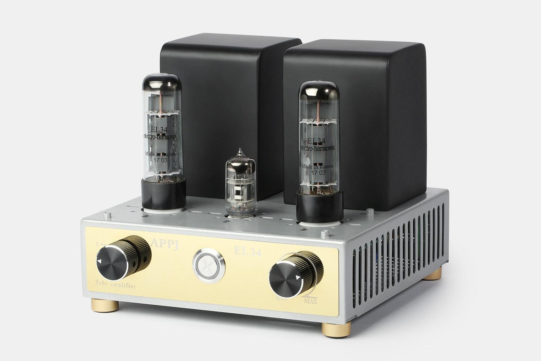 APPJ EL34+6N4 Tube Stereo Amplifier