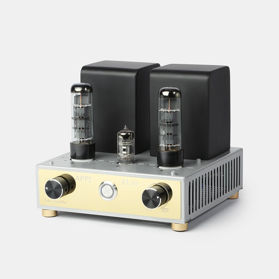 APPJ EL34+6N4 Tube Stereo Amplifier