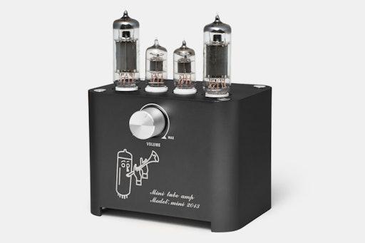 APPJ mini2013 6J1+6P1 Tube Amplifier