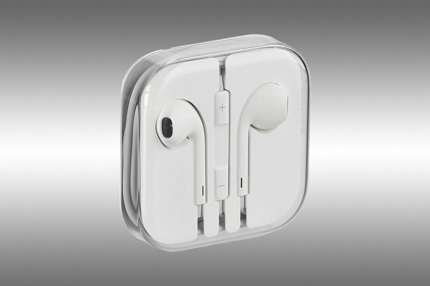 Apple Earpods w/Remote Mic & Jewel Case