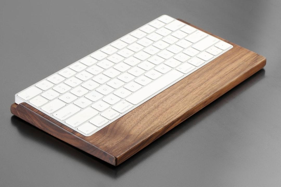 Apple Magic Keyboard Royal Glam Wood Case