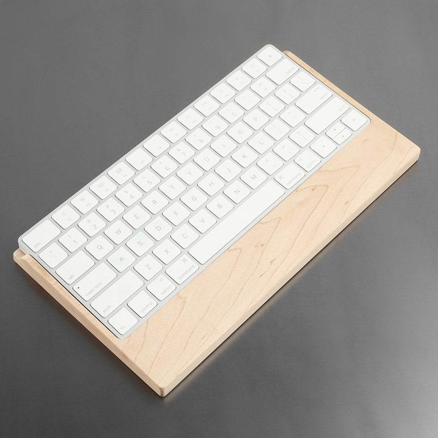 Apple Magic Keyboard Royal Glam Wood Case
