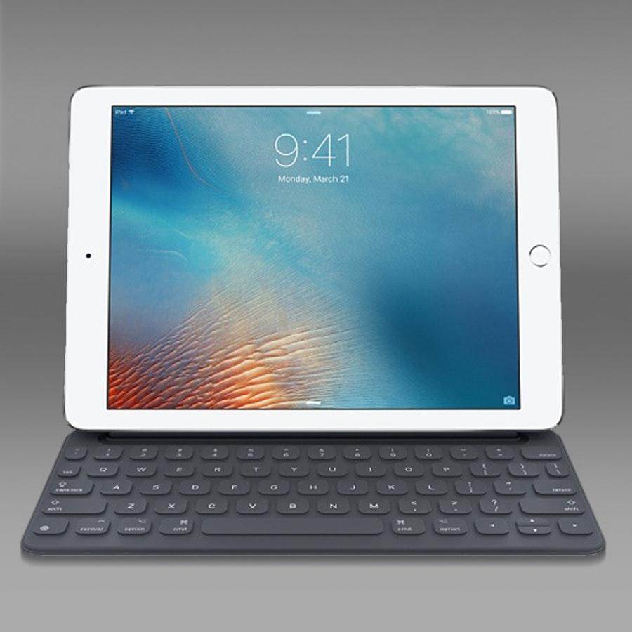 Apple Smart Keyboards for iPad Pro