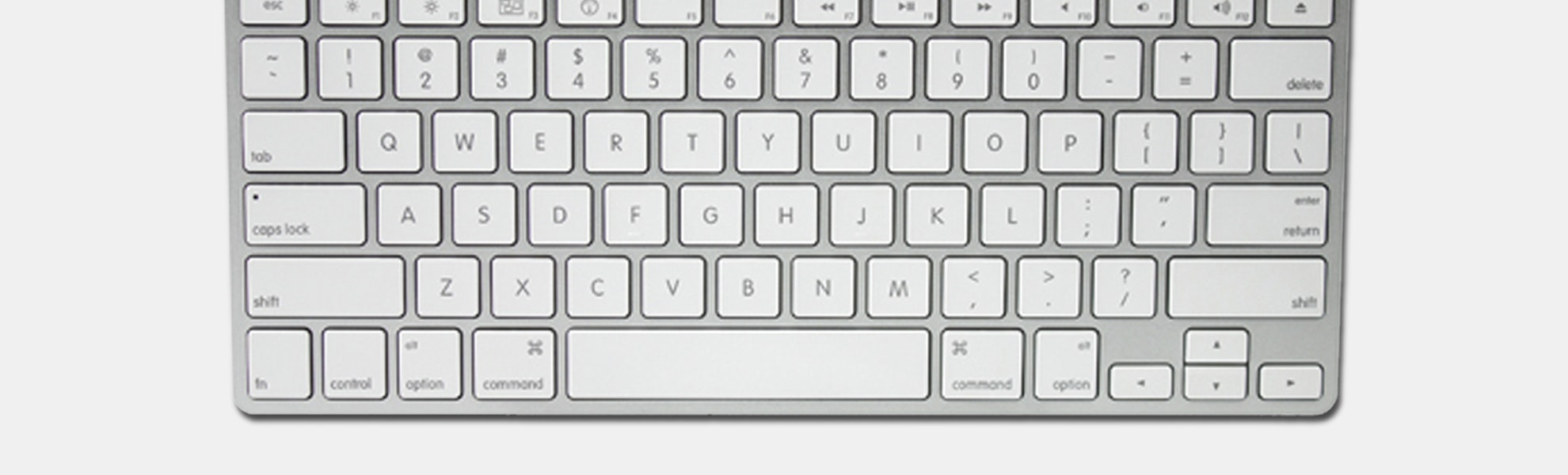Apple Wireless Keyboard (MC184LL/A)
