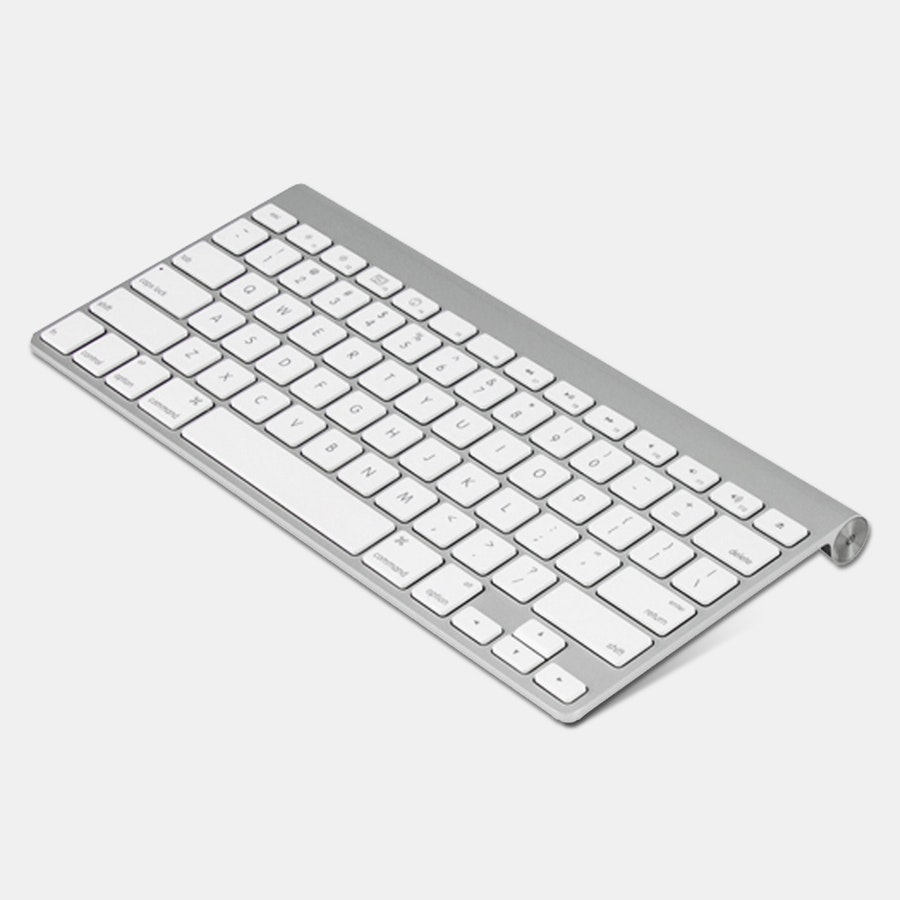 Apple Wireless Keyboard (MC184LL/A)
