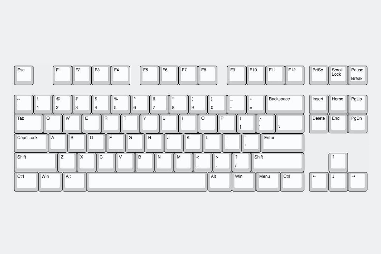 87-keys