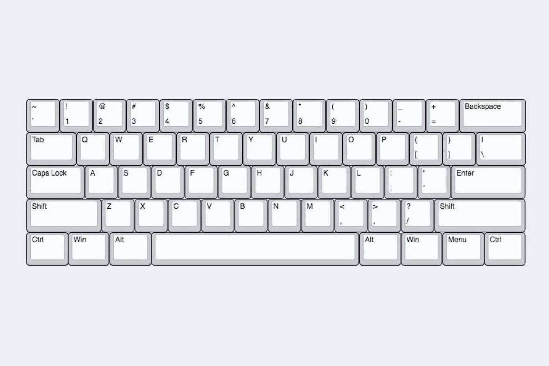 61-keys