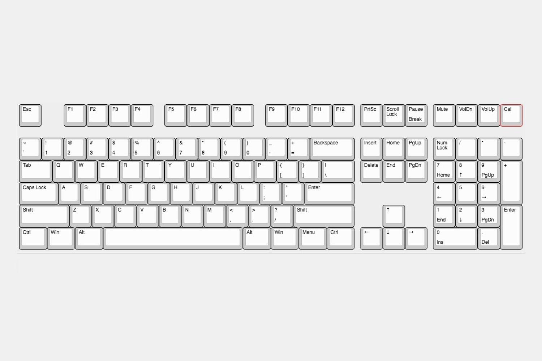 108-keys