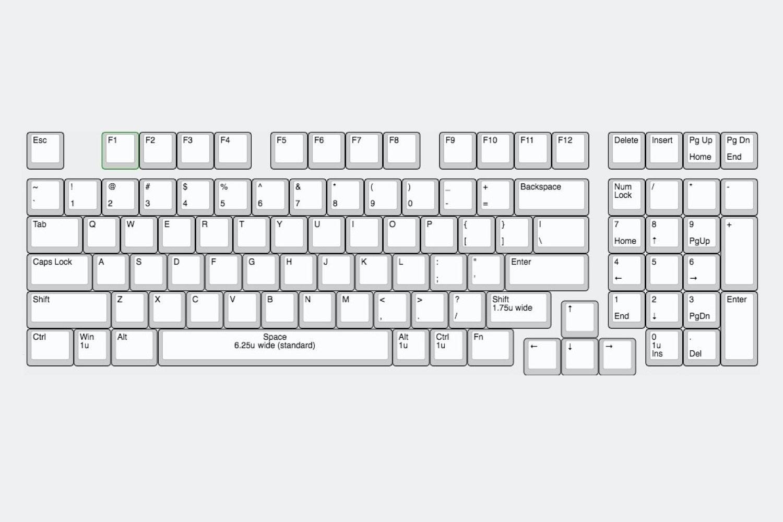 98-keys