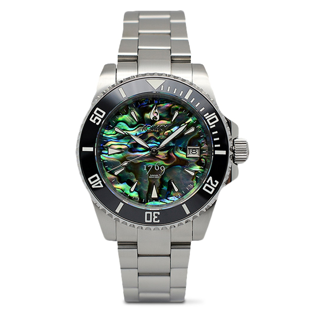 Aquacy Hei Matau 1769 300M Automatic Dive Watch