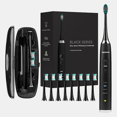 Aquasonic Black Series Electric Toothbrush