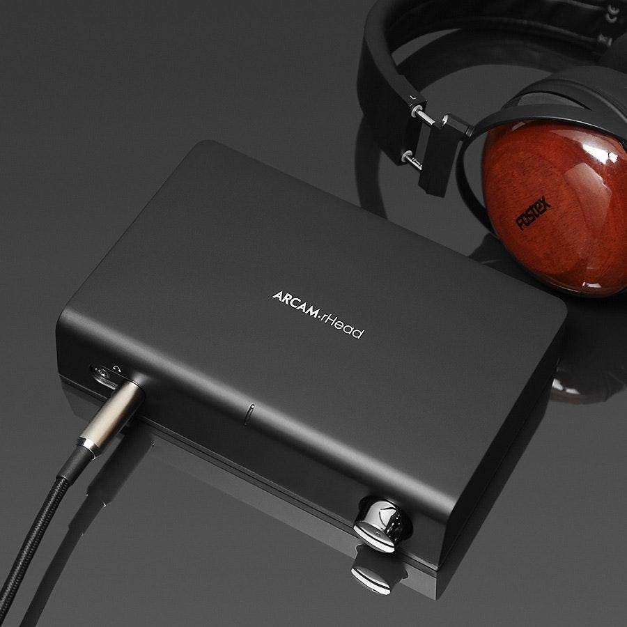 Arcam rHead Headphone Amp