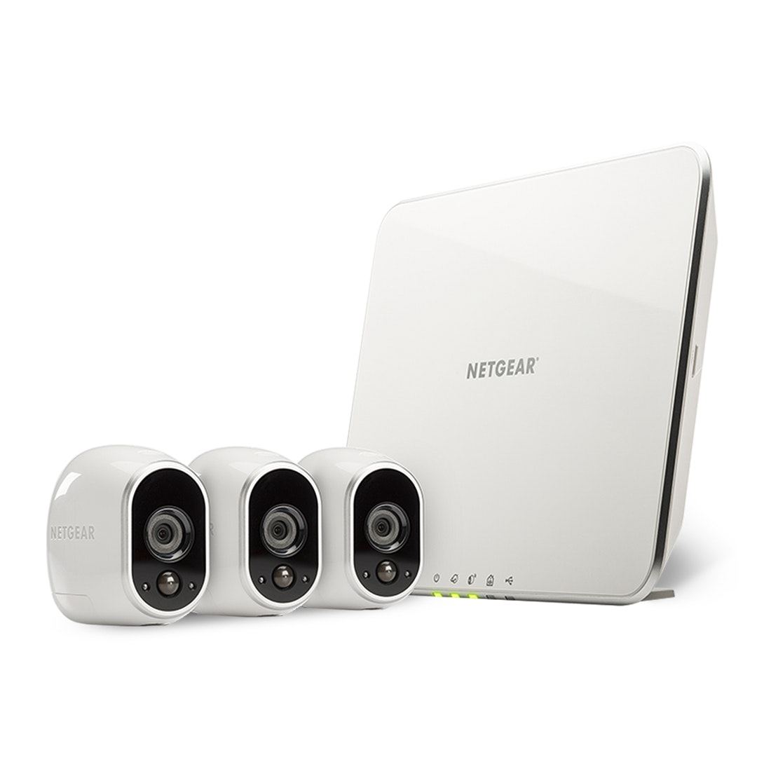 Arlo VMS3330H HD Security System (3-Pack)