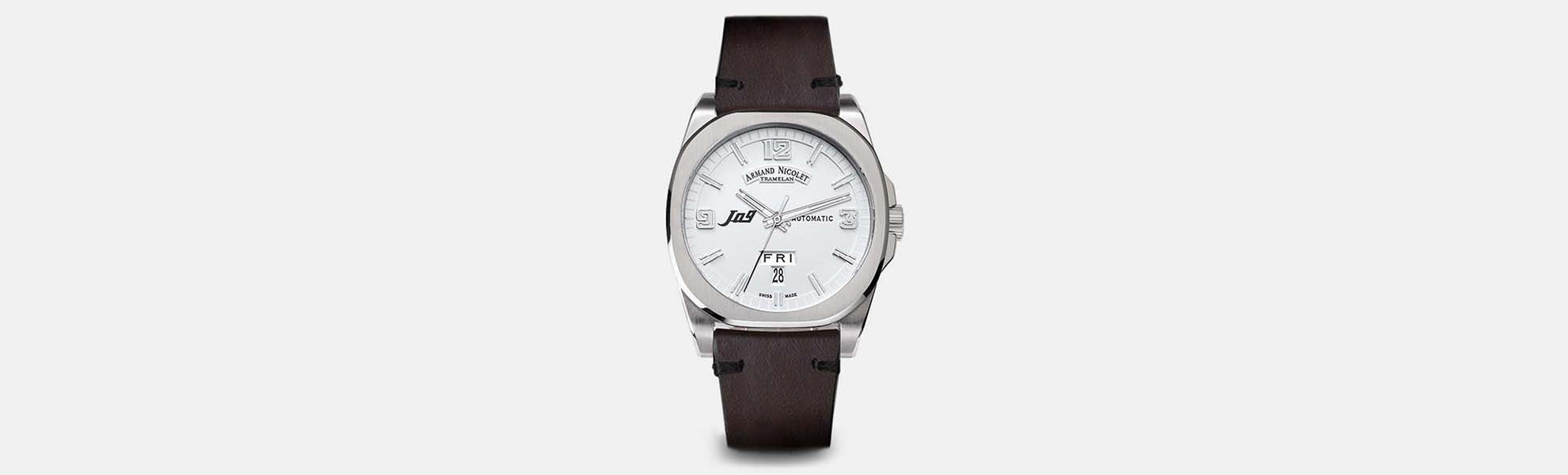 Armand Nicolet J09 9650 Automatic Watch