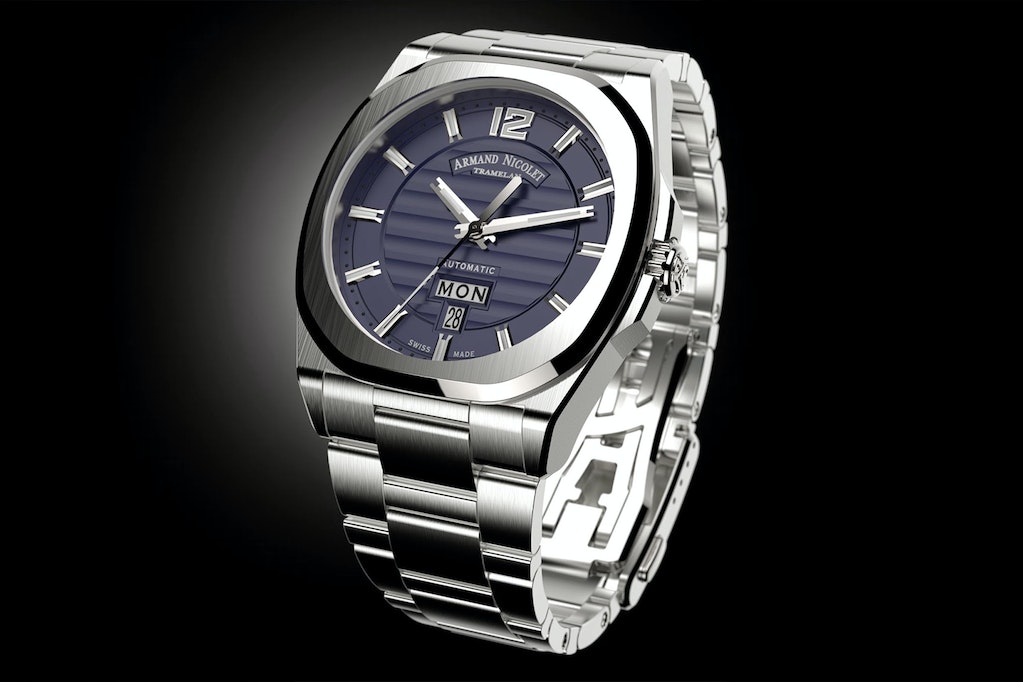 Armand nicolet j09 automatic watch lowest price and reviews at massdrop for Armand nicolet watches